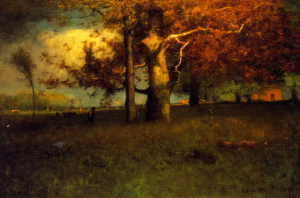 Autumn Montclair George Inness