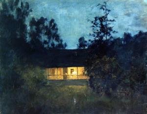 cabin nocturne