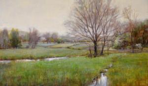 Green Pastures 12 x 20